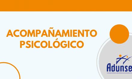 ACOMPAÑAMIENTO PSICOLÓGICO