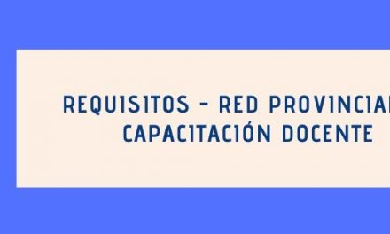 RED DE CAPACITACIÓN