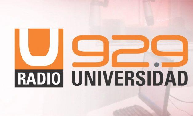 ANIVERSARIO RADIO UNIVERSIDAD