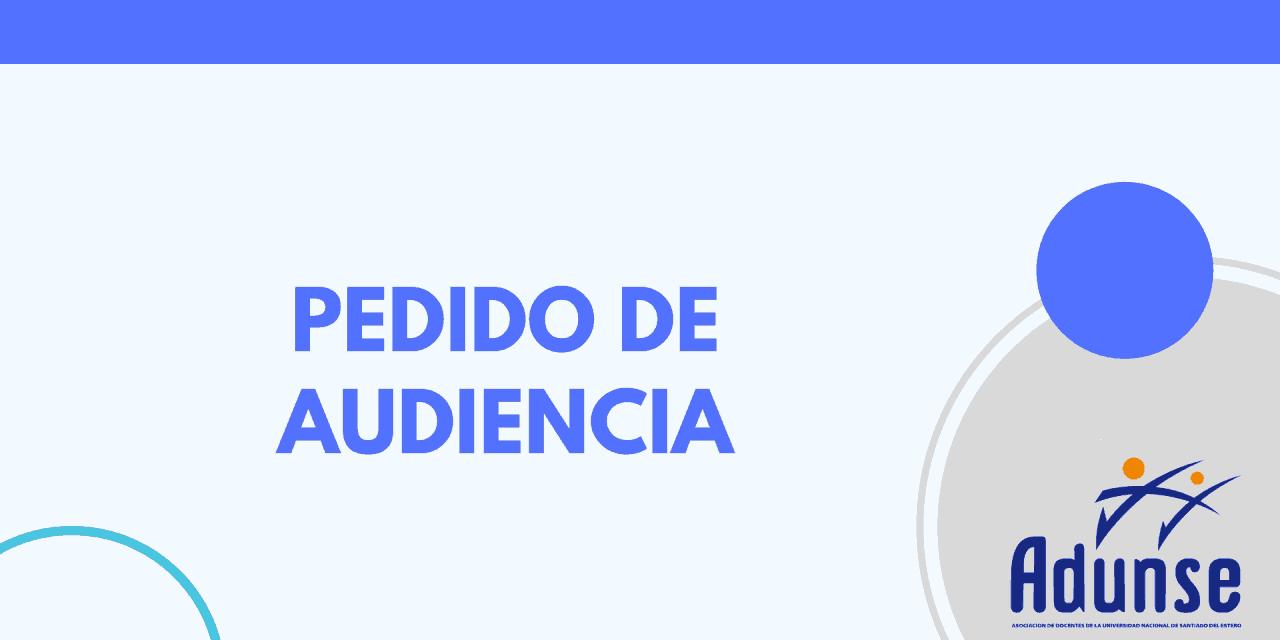 SITUACIÓN LABORAL DE LOS DOCENTES DE LA UNSE
