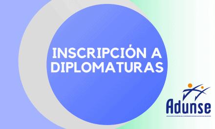 Diploma Superior y Programa de Actualización en Docencia Universitaria