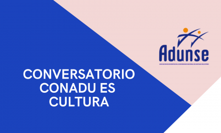 CONADU ES CULTURA: CONVERSATORIO con Arquitecto Rodolfo Legname